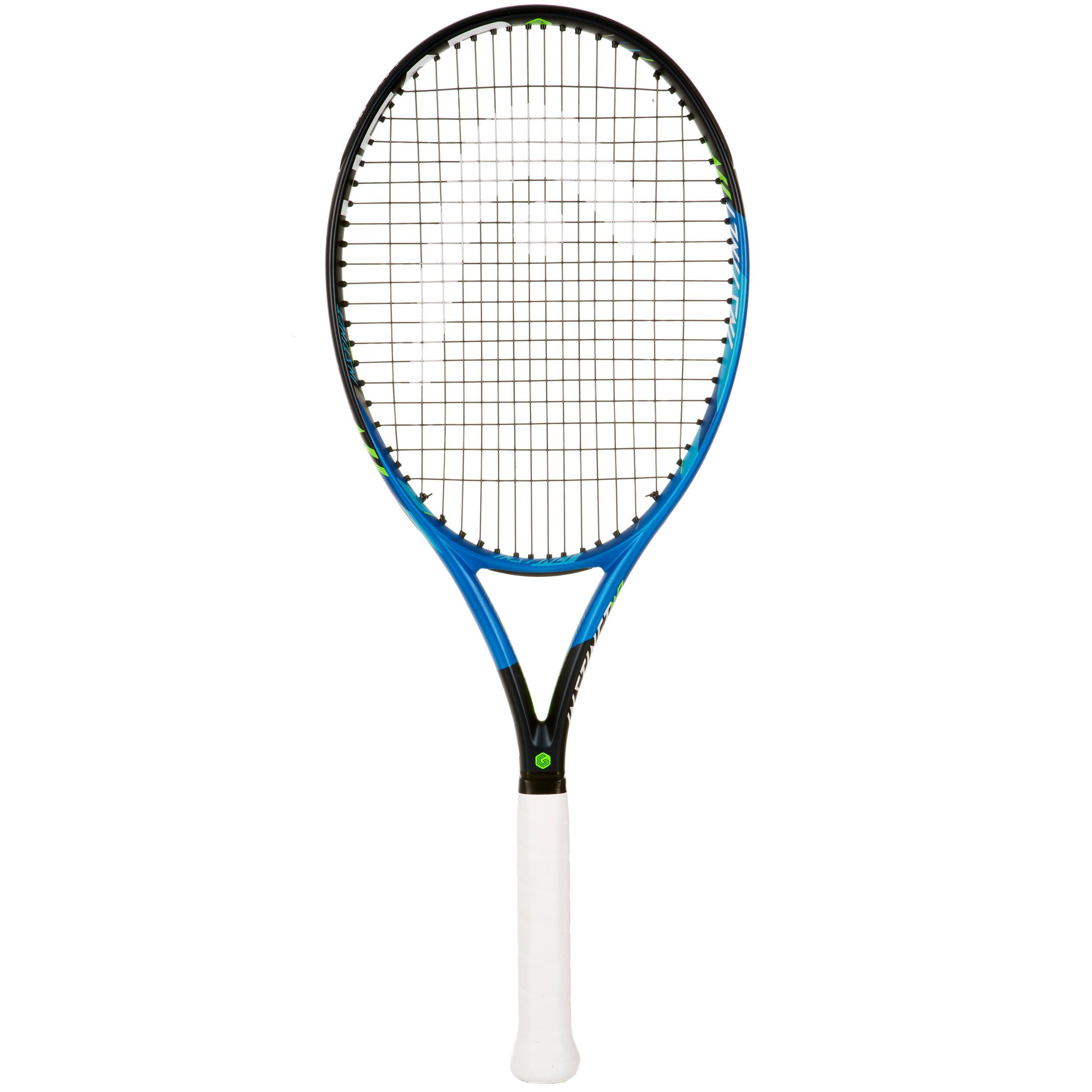 Head Tennisracket Instinct MP blauw/zwart