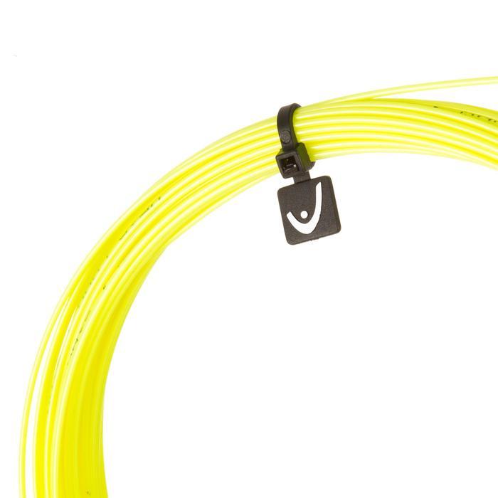 Tennisbesnaring Lynx 1,30 mm monofilament geel