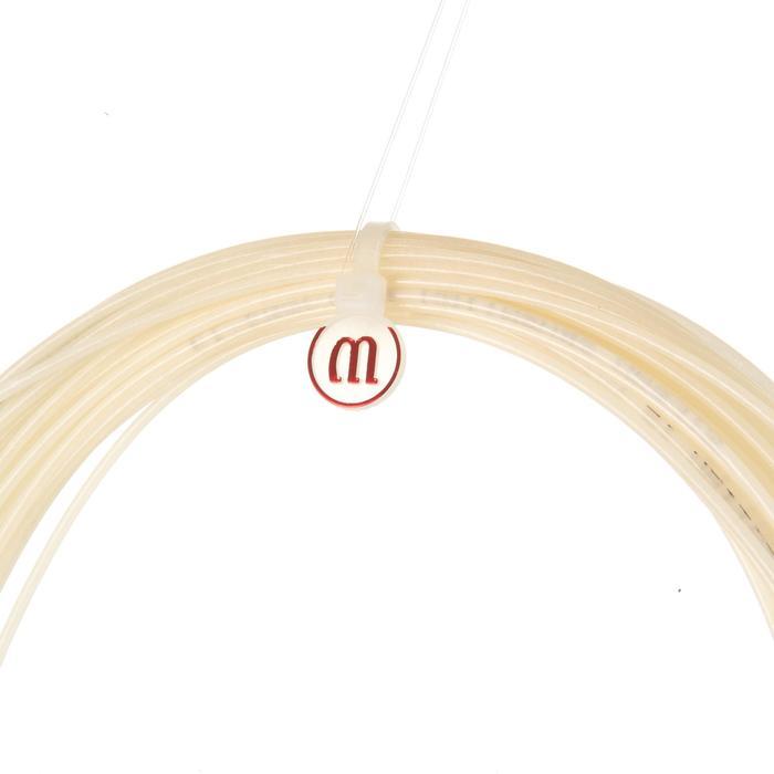 Tennissaite Sensation 1,35mm Monofaser weiß