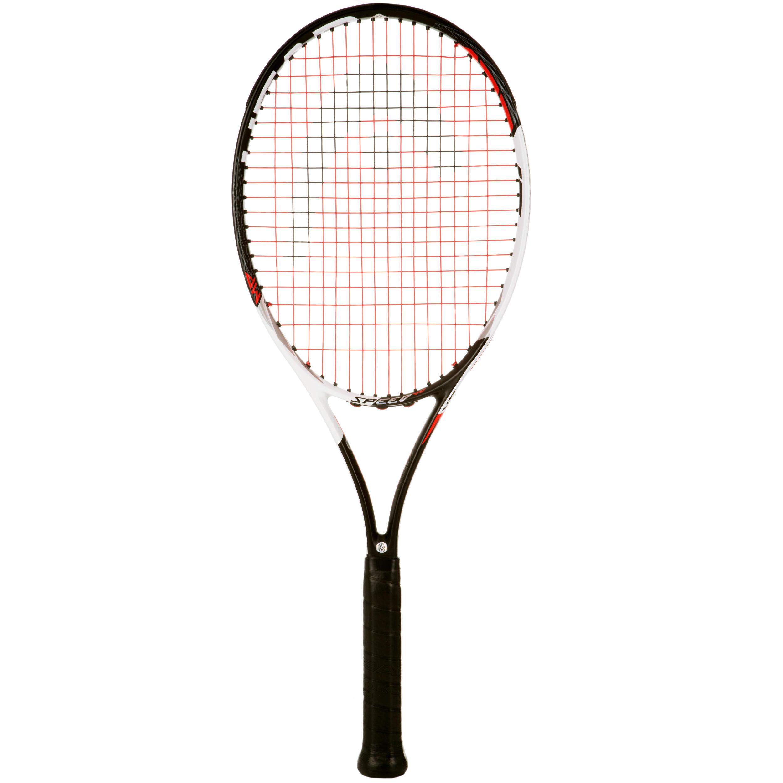 Head Tennisracket Speed MP zwart/wit