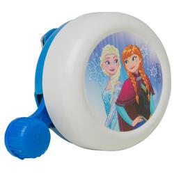 Fietsset voor kinderen Frozen Disney: bel, drinkbus en fietsmand - 1069941