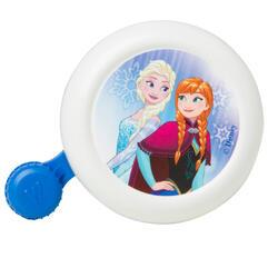 Fietsset voor kinderen Frozen Disney: bel, drinkbus en fietsmand - 1069946