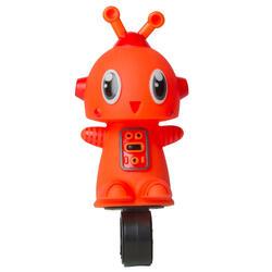 機器人造型兒童自行車喇叭