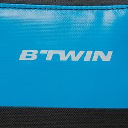 Dubbele frametas 520 voor fiets 2 liter blauw