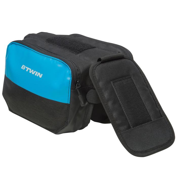 Frametas 520 voor fiets 2l blauw