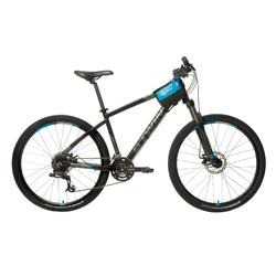 Doppel-Fahrrad-Rahmentasche 520 2 Liter blau