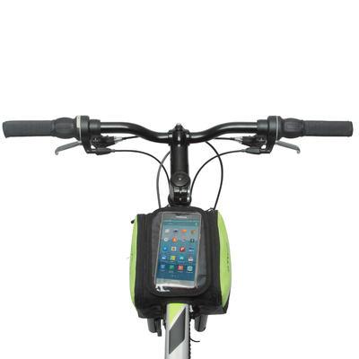 500 תיק לשלדת אופניים 2 ליטר - צהוב
