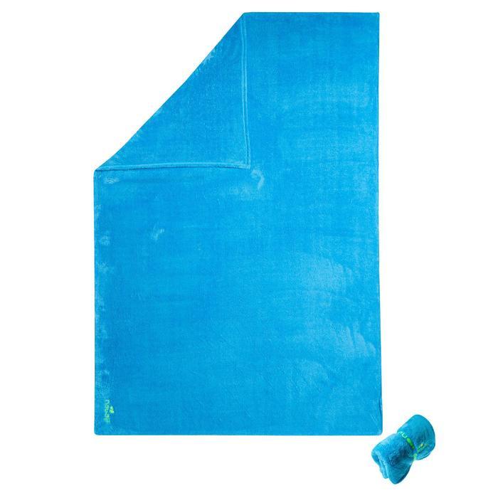 Serviette microfibre ultra douce taille L 80 x 130 cm - 107009