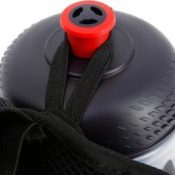 500 ML水壺跑步腰帶黑色紅色