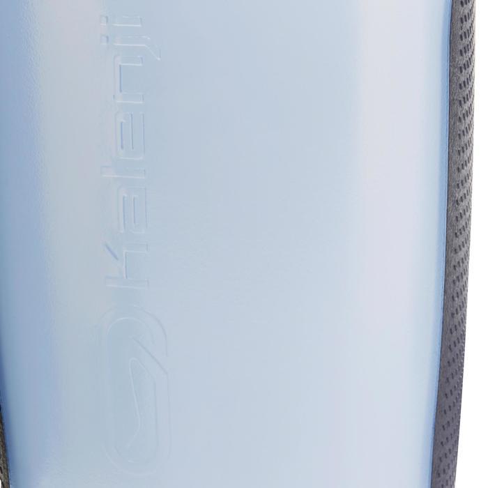 Trinkgürtel 1 Flasche 500ml schwarz/rot