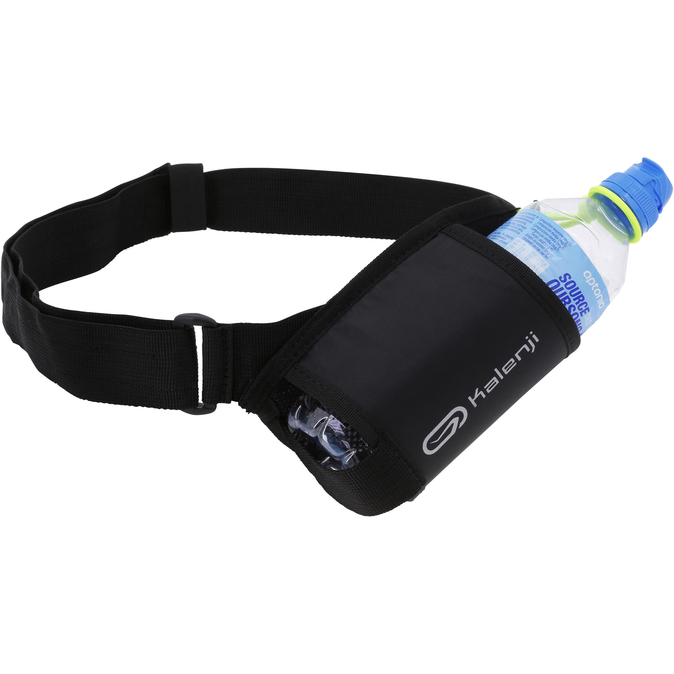 RUNNING BOTTLE CARRIER BELT
