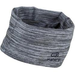多功能跑步頭帶 - 雜灰色