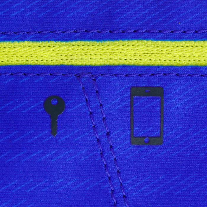 CEINTURE SMARTPHONE RUNNING NOIRE - 1070286
