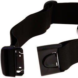 Cinturón/cangurera para celular. Running Kalenji Gris