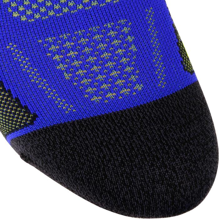 KIPRUN THIN SOCKS - BLACK - 1070425