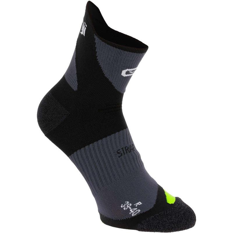 ADULT RUNNING SOCKS Clothing - STRAP THICK SOCKS KIPRUN - By Sport
