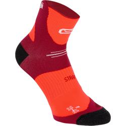 Kiprun 束帶式厚運動襪 - 灰色