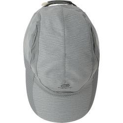 Hardlooppet grijs Heren Hoofdomtrek 55-63 cm