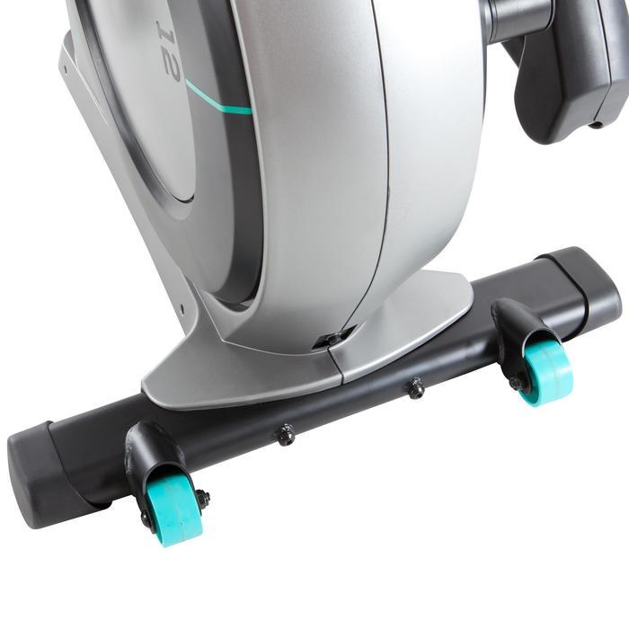 Crosstrainer E Energy compatibel met de app Domyos Econnected
