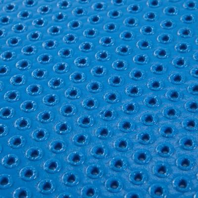 Foldable Shoe-Resistant Floor Mat - Blue/160 cm x 60 cm x 7 mm