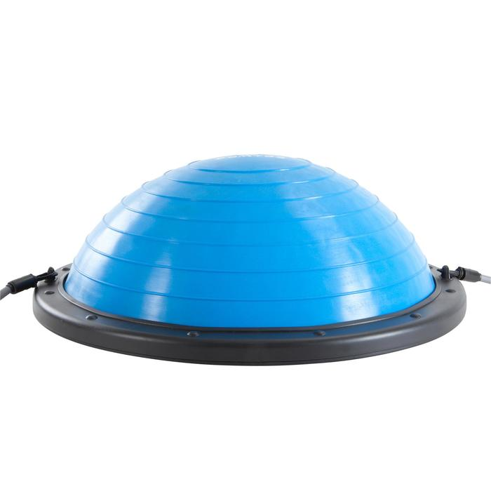 Bosu Balance Station Gimnasia Pilates Domyos 900 Azul Negro