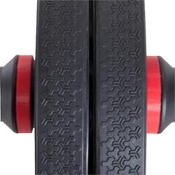 Buikspierwiel voor crosstraining AB WHEEL