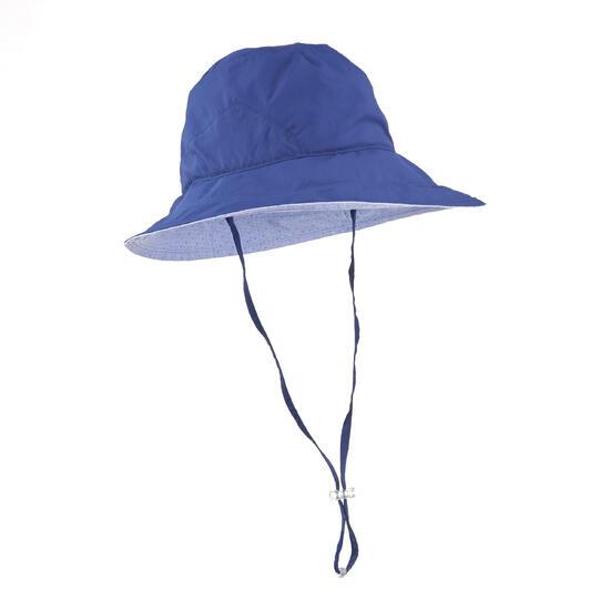 UV-werende hoed 500 voor wandeltochten, damesmodel - 1071067