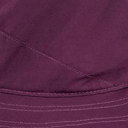 UV-werende hoed 500 voor wandeltochten, damesmodel - 1071126