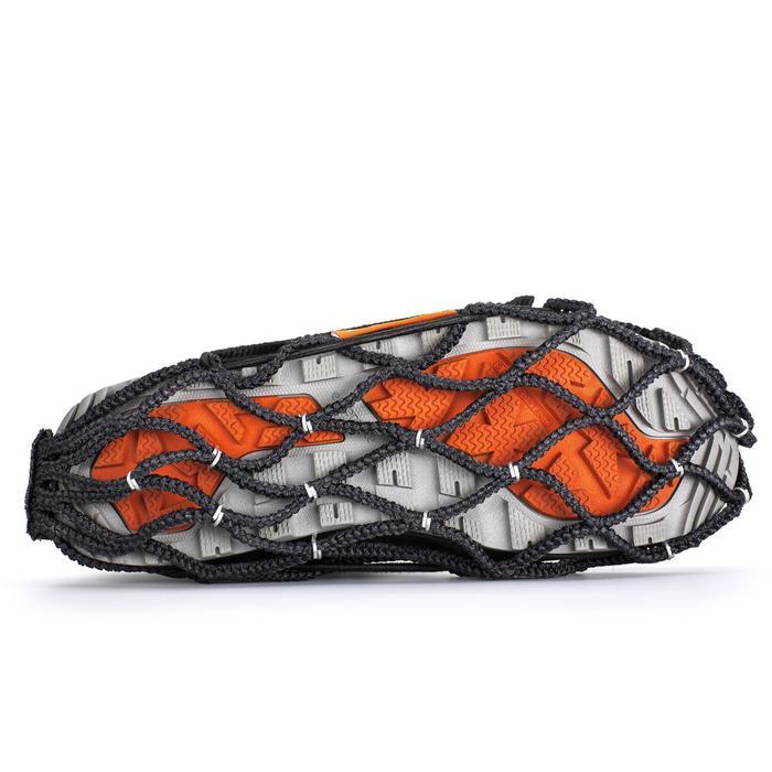 Antiglij-ijzers voor wandelen in de sneeuw SH500 zwart