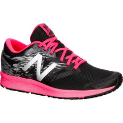 Schoenen hardloopsters New Balance NB 590 Flash zwart/roze