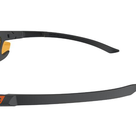 CLAY PIGEON SHOOTING SAFETY GLASSES KIT 100 PK3, THREE INTERCHANGEABLE SCREENS