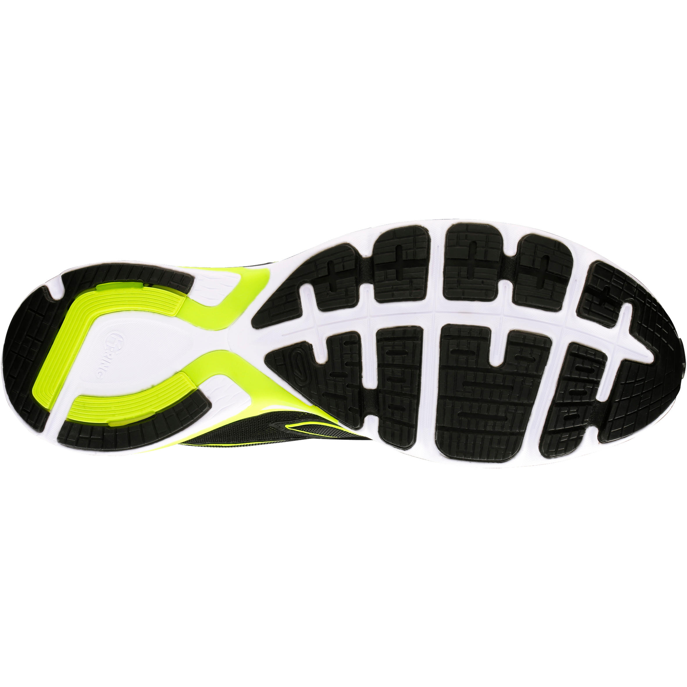 1c2bf950d Kiprun LD Men s Running Shoes - Yellow Black - PT Decathlon Sports ...