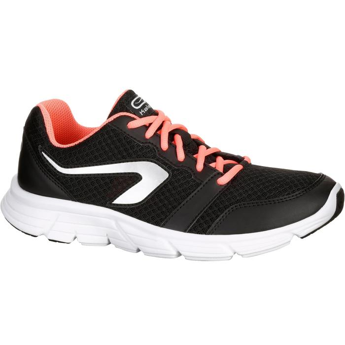 ZAPATILLAS DE JOGGING PARA MUJER RUN ONE PLUS NEGRO CORAL