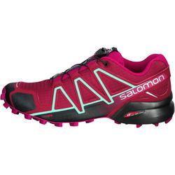 sélection mondiale de grande variété de styles prix abordable Chaussure Trail Running Femme SALOMON SPEEDCROSS 4 VIOLET