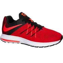 Loopschoenen voor heren Nike Winflo 3 zwart/rood