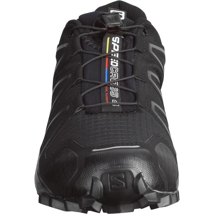 Chaussure Trail Running Homme SALOMON SPEEDCROSS 4 noir - 1071873
