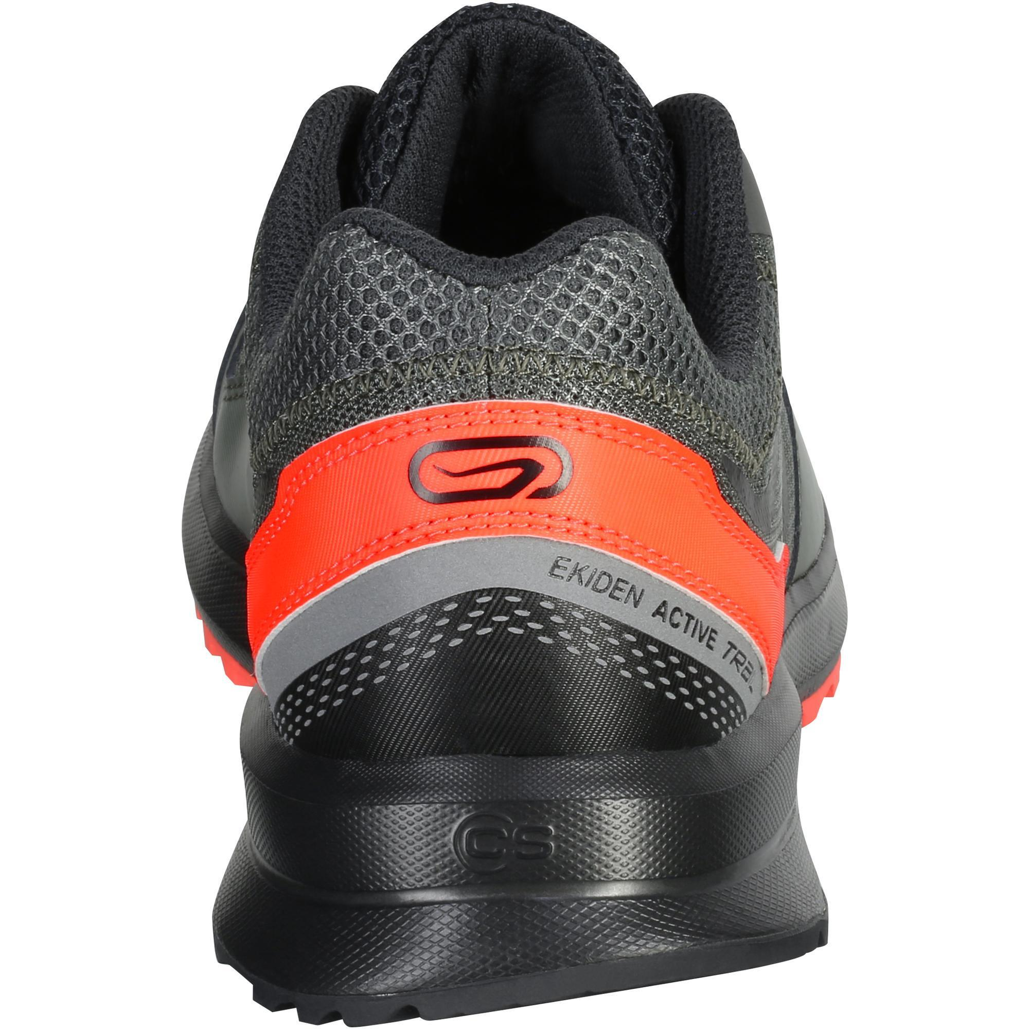 59b47a7cb25 Kalenji A Pied Run Decathlon Course Grip Chaussure Homme Active rYRFapqYg