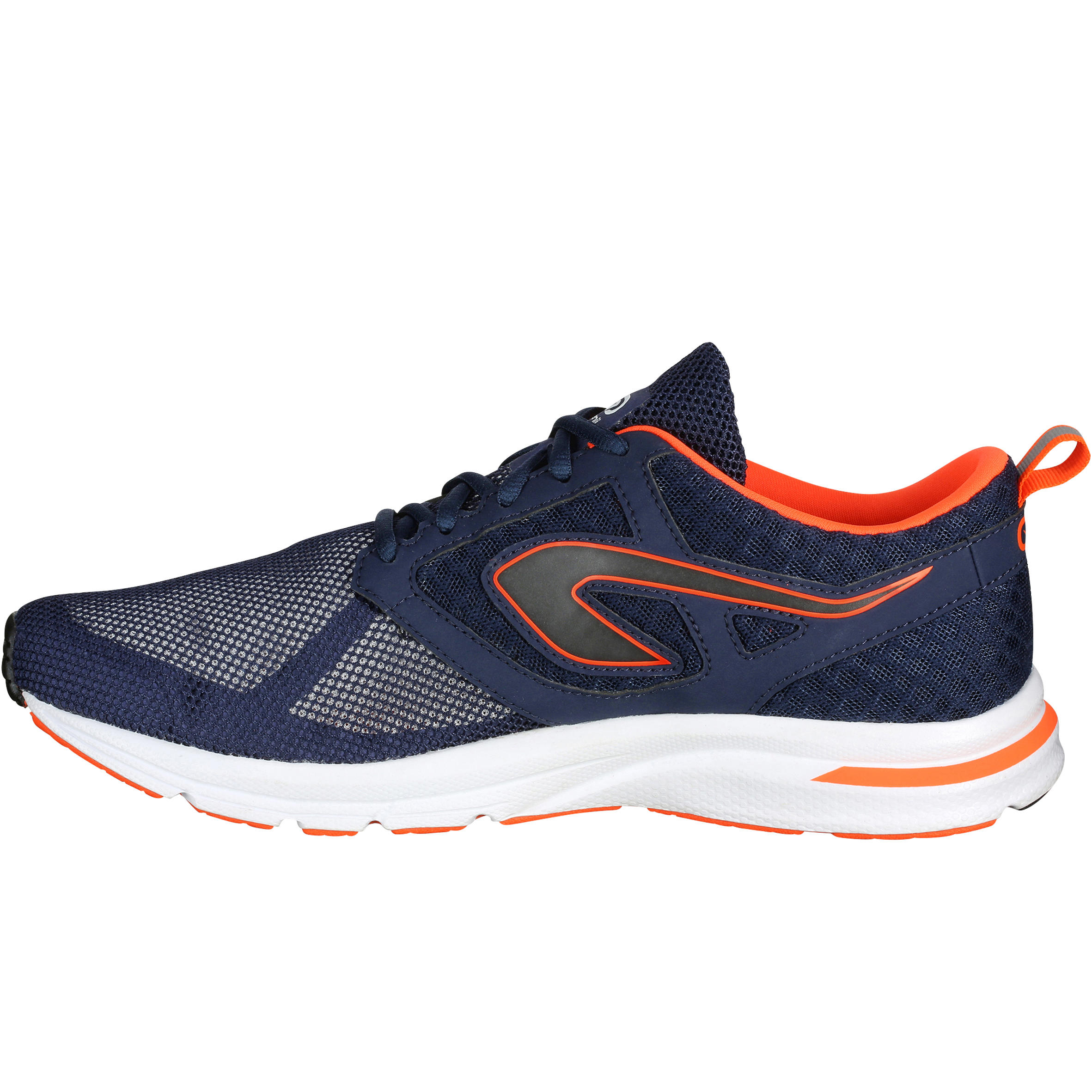 ACTIVE BREATH MEN'S RUNNING SHOES - BLUE [RATING: 4.2 ★]