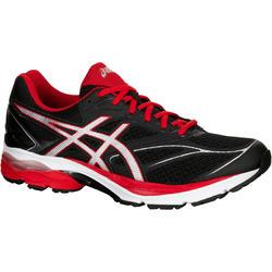 Hardloopschoenen heren Asics Gel Pulse zwart/rood