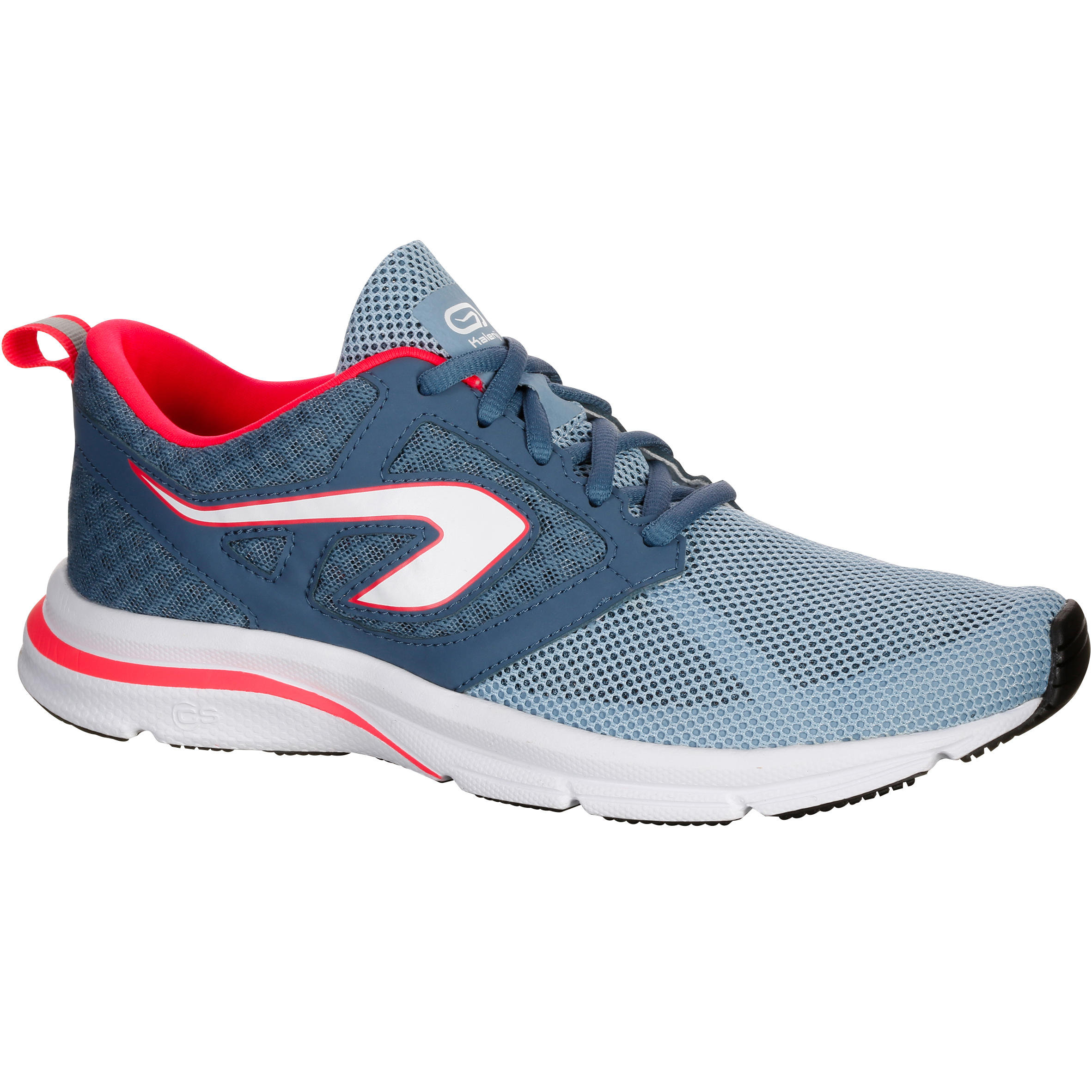 ACTIVE BREATH WOMEN'S RUNNING SHOES - GREY [RATING: 4.5 ★]