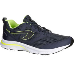 RUN ACTIVE MEN'S RUNNING SHOES - DARK GREY