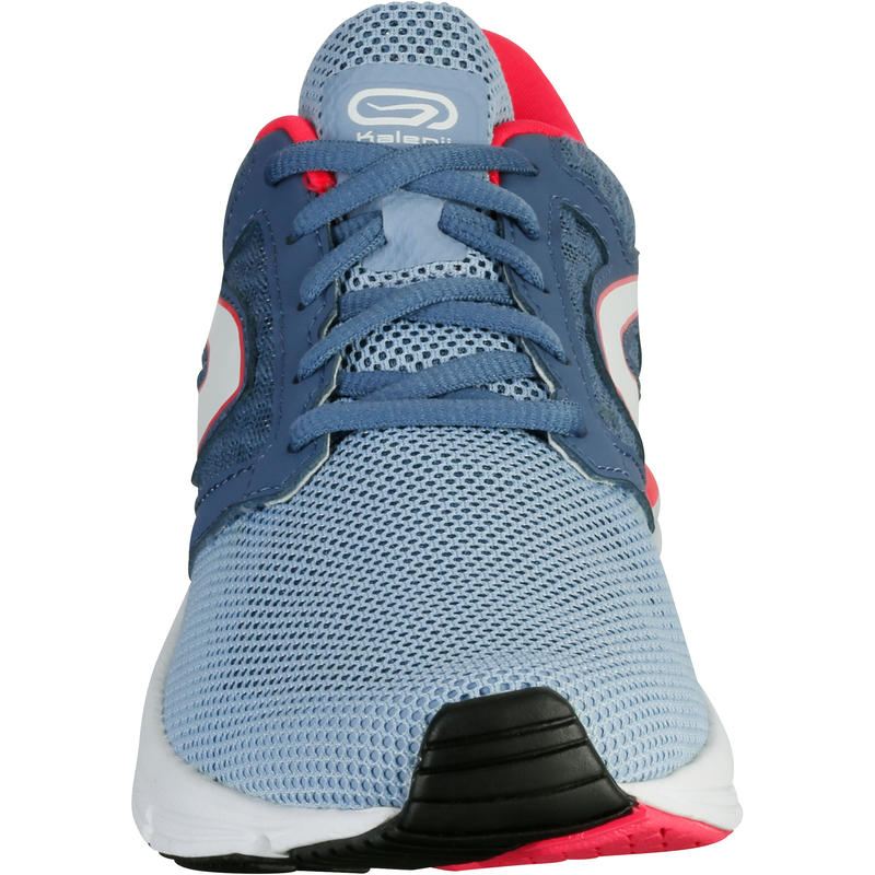 ACTIVE BREATH WOMEN'S RUNNING SHOES - GREY