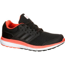 Hardloopschoenen voor dames Adidas Galaxy Elite zwart/roze