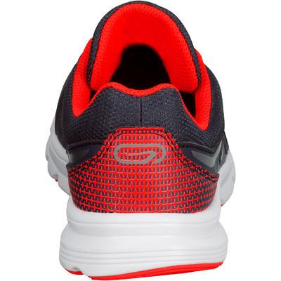 Ekiden Active أحذية جري للأطفال - رمادى/برتقالى