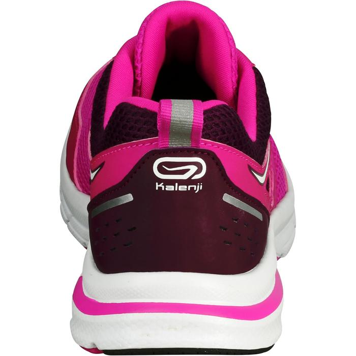 CHAUSSURES JOGGING FEMME RUN ACTIVE CORAIL - 1072168