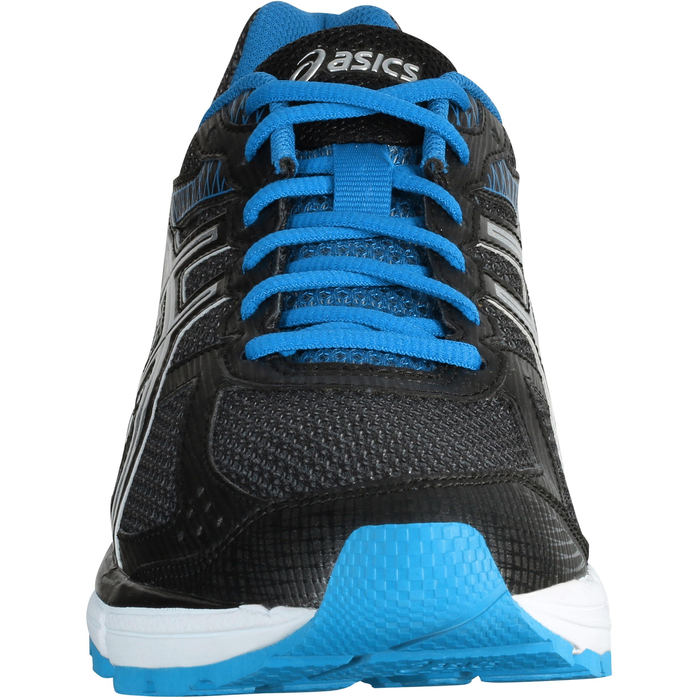 Homme Noir Bleu Running Chaussure 2 De Asics Gel Runmiles xrdWCBoe
