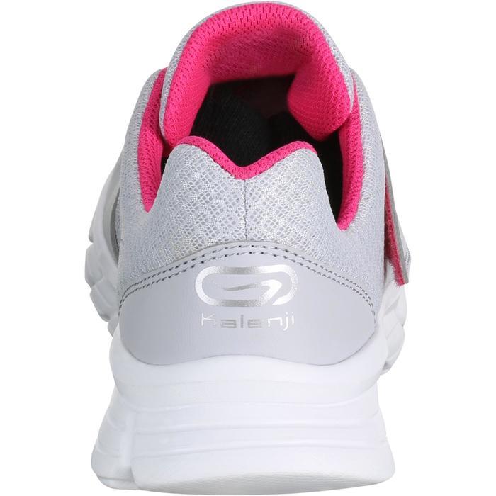 Laufschuhe Ekiden One Kinder grau/rosa