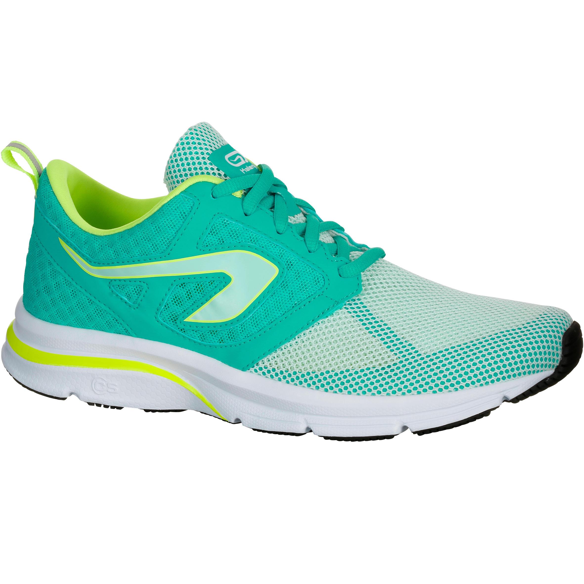 Run Active Breathe Women's Jogging Shoes - Green