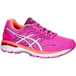Hardloopschoenen dames Asics Gel GT2000 5 roze/oranje