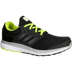 Hardloopschoenen voor heren Adidas Galaxy Elite zwart/geel